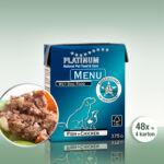 Menu Fish + Chicken 48 x 375 gr